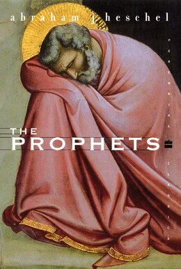 Book The Prophets by Abraham J. Heschel