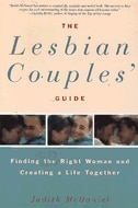 Book The Lesbian Couples Guide by Judith Mcdaniel