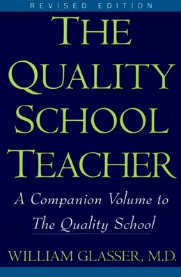 Book Quality School Teacher Ri by William, M.D. Glasser