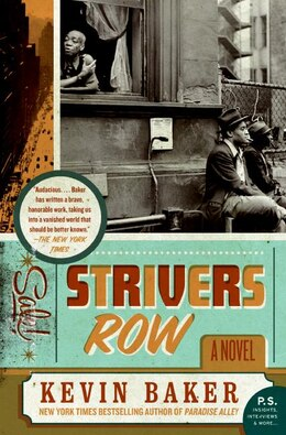 Book Strivers Row: A Novel by Kevin Baker