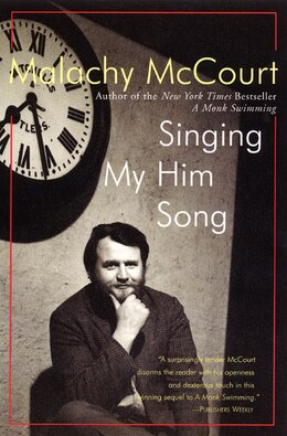 Book Singing My Him Song by Malachy Mccourt