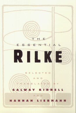 Book The Essential Rilke by Galway Kinnell
