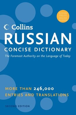 Book Collins Russian Concise Dictionary, 2e by Publishers HarperCollins Publishers