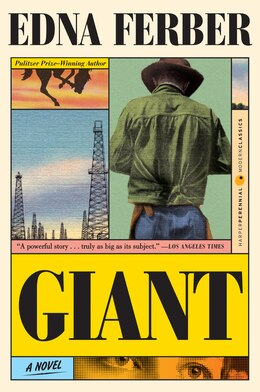 Book Giant by Edna Ferber
