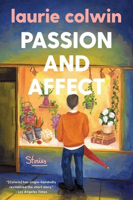 Book Passion And Affect by Laurie Colwin