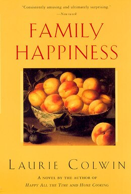 Book Family Happiness: Happiness by Laurie Colwin