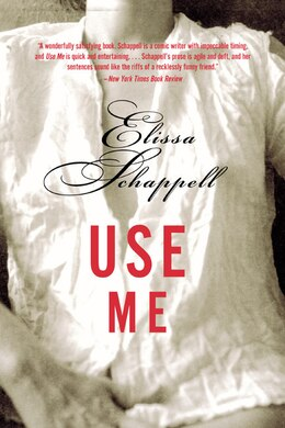 Book Use Me: Fiction by Elissa Schappell