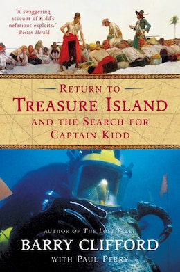 Book Return To Treasure Island And The Search For Captain Kidd by Barry Clifford