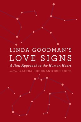 Book Linda Goodman's Love Signs: A New Approach to the Human Heart by Linda Goodman