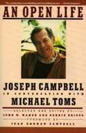 Book Open Life, An: Joseph Campbell In Conversation With Michael Toms by Michael Toms