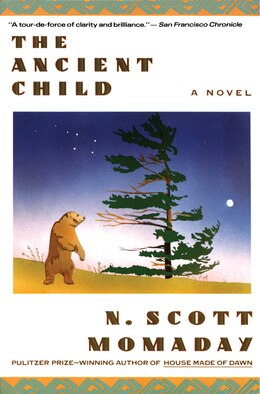 Book Ancient Child by N. Scott Momaday