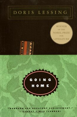 Book Going Home by Doris Lessing