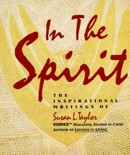 Book In The Spirit by Susan L. Taylor