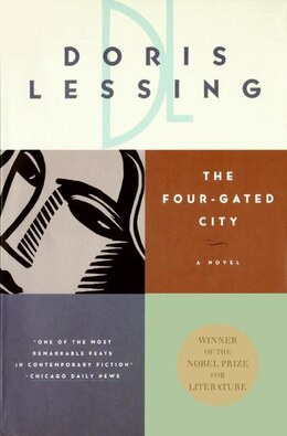 Book The Four-gated City by Doris Lessing