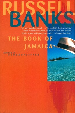 Book Book Of Jamaica by Russell Banks