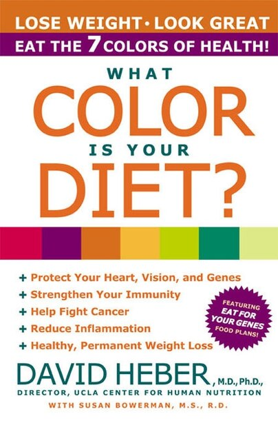 What Color Is Your Diet? by David Heber