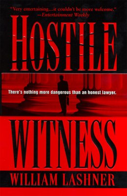 Book Hostile Witness by William Lashner