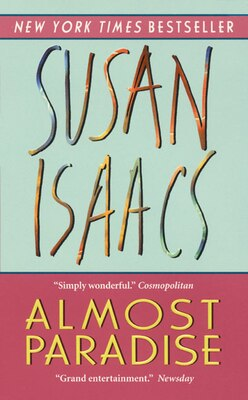 Book Almost Paradise by Susan Isaacs