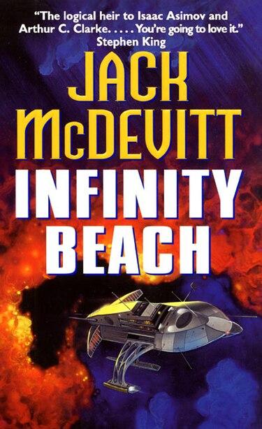 Infinity Beach by Jack Mcdevitt