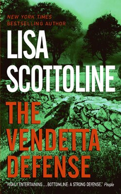 Book The Vendetta Defense by Lisa Scottoline