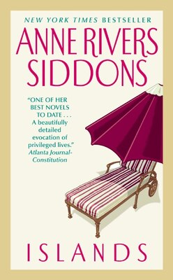 Book Islands by Anne Rivers Siddons