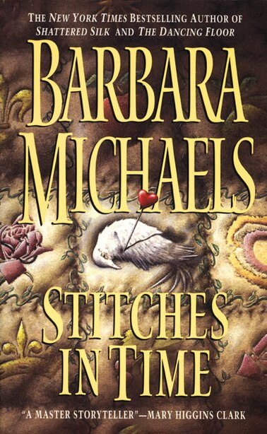 Stitches In Time by Barbara Michaels