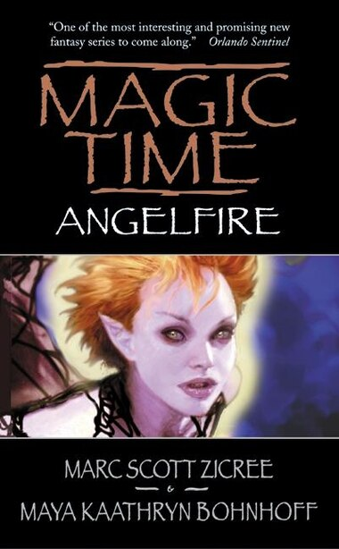 Magic Time: Angelfire: Angelfire by Marc Zicree
