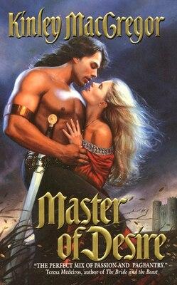 Book Master Of Desire by Kinley MacGregor