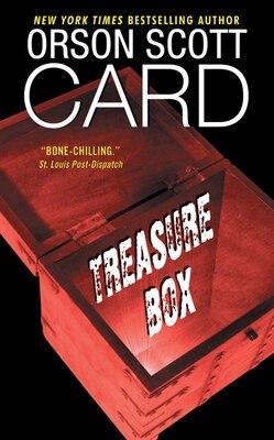 Book Treasure Box by Orson Scott Card