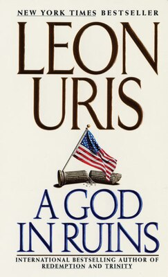 Book A God In Ruins by Leon Uris