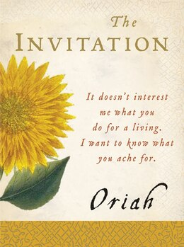 Book The Invitation by Mountain D Oriah