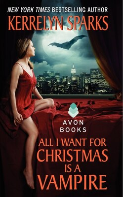 Book All I Want For Christmas Is A Vampire by Kerrelyn Sparks