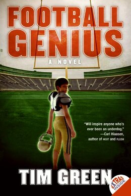 Book Football Genius by Tim Green