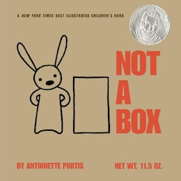 Book Not A Box by Antoinette Portis