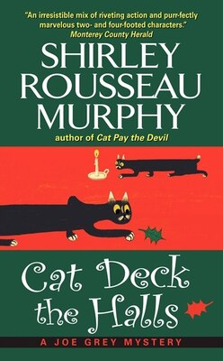 Book Cat Deck The Halls: A Joe Grey Mystery by Shirley Rousseau Murphy