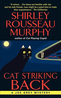 Book Cat Striking Back by Shirley Rousseau Murphy