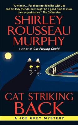 Book Cat Striking Back by Shirley Rousseau Murphy