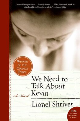 Book We Need To Talk About Kevin: A Novel by Lionel Shriver