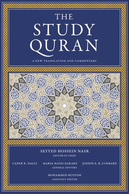 Book The Study Quran: A New Translation and Commentary by Seyyed Hossein Nasr