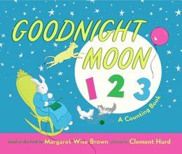 Book Goodnight Moon 123 Board Book: A Counting Book by Margaret Wise Brown