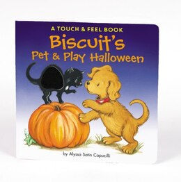 Book Biscuit's Pet & Play Halloween by Alyssa Satin Capucilli