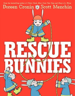 Book Rescue Bunnies by Doreen Cronin
