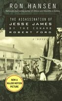 Book Assassination Of Jesse James by Ron Hansen