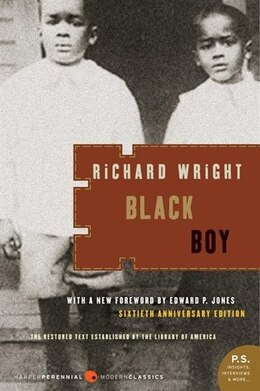 Book Black Boy by Richard Wright