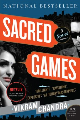 Book Sacred Games: A Novel by Vikram Chandra