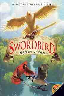 Swordbird by Nancy Yi Fan