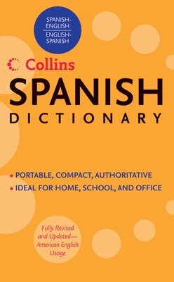 Book Collins Spanish Dictionary by HarperCollins Publishers