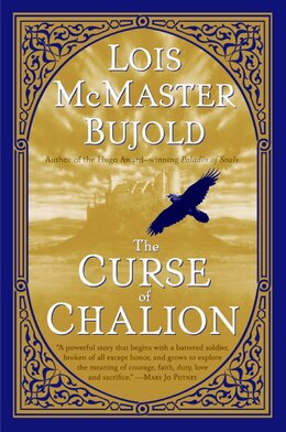 Book The Curse Of Chalion by Lois Mcmaster Bujold