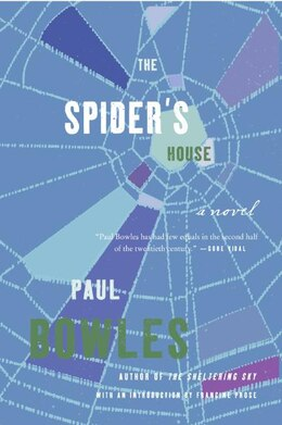 Book Spider's House: A Novel by Paul Bowles