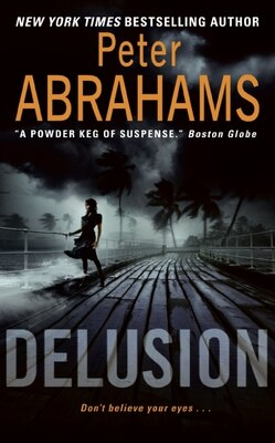 Book Delusion by Peter Abrahams